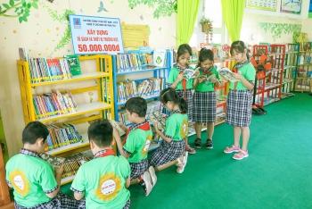 KVT trao tặng tủ sách khuyến học tại Vũng Tàu