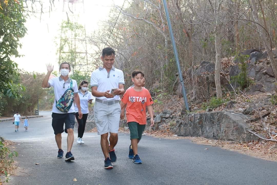 """KĐN phát động chương trình đi bộ rèn luyện sức khỏe và gắn kết gia đình """"FAMILY FUN RUN 2021"""""""