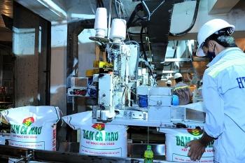 DCM - Nhà sản xuất urê hạt đục hàng đầu và duy nhất tại Việt Nam