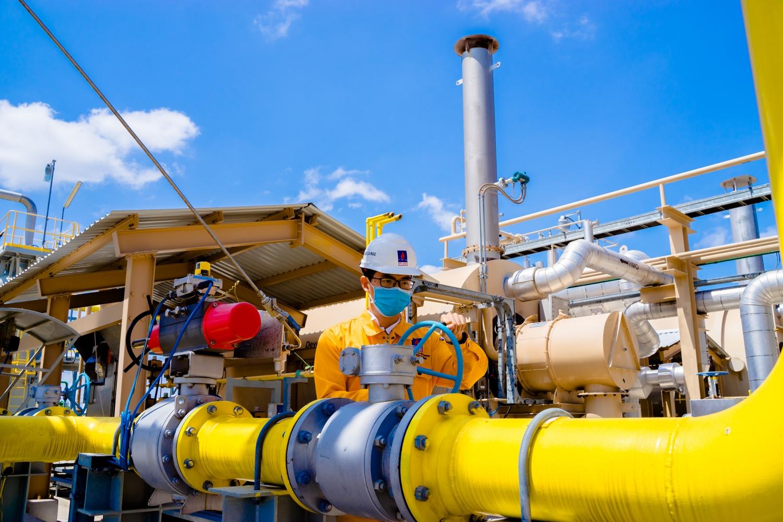 PV GAS đảm bảo vận hành an toàn, liên tục, hiệu quả các hệ thống công trình khí