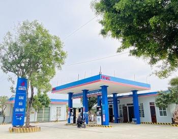 PVOIL Thanh Hóa khai trương 5 cửa hàng xăng dầu