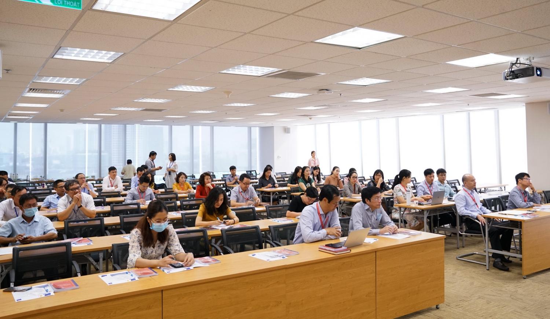 Lớp tập huấn nghiệp vụ cấp ủy, nghiệp vụ công tác Đảng tại Tp.HCM