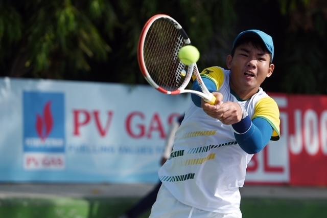 ác VĐV đã quen thuộc với hình ảnh PV GAS tham gia đồng hành cùng nhiều giải Quần vợt lớn của cả nước