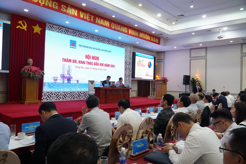Hội nghị Thăm dò, Khai thác Dầu khí năm 2021