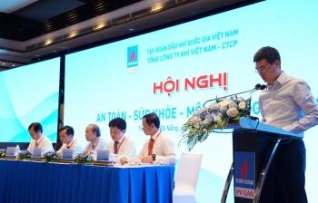 PV GAS tổ chức Hội nghị An toàn – Sức khỏe – Môi trường