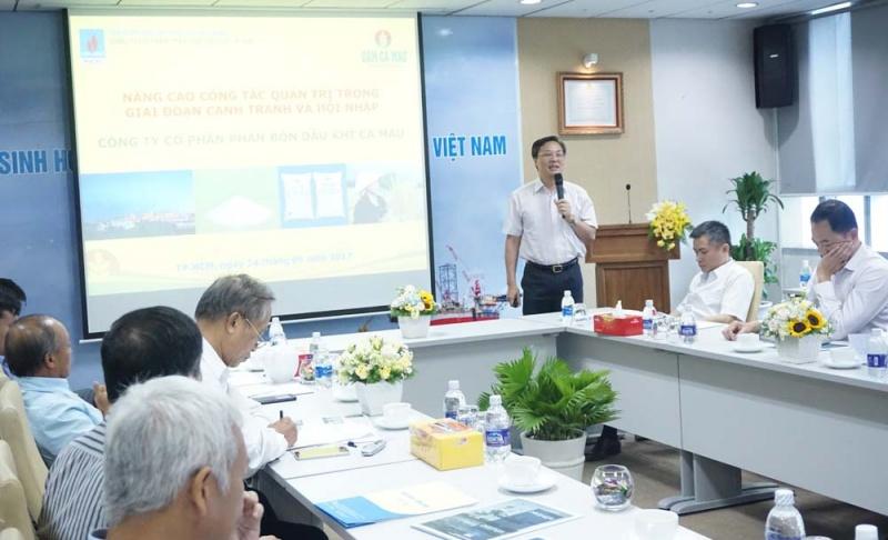 sinh hoat cau lac bo doanh nghiep dau khi lan i nam 2017