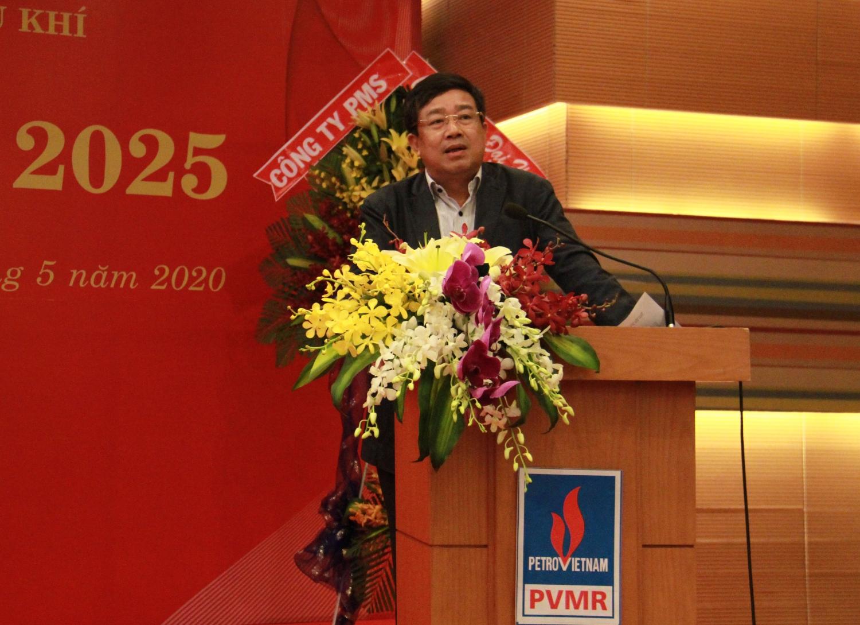 pvmr to chuc thanh cong dai hoi dang bo nhiem ky 2020 2025