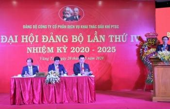 Đảng bộ Công ty PPS nhiệm kỳ 2020 – 2025: Mục tiêu trở thành đơn vị hàng đầu trong dịch vụ FPSO/FSO