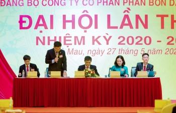 Đảng bộ PVCFC nhiệm kỳ 2020 – 2025: Tiên phong đổi mới - Bứt phá vươn xa