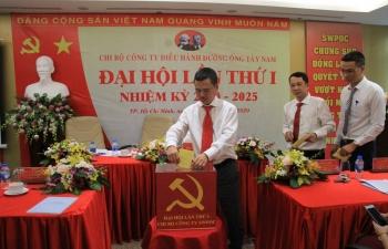 swpoc to chuc thanh cong dai hoi chi bo lan thu i nhiem ky 2020 2025