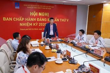 PV GAS tổ chức Hội nghị Ban Chấp hành Đảng bộ lần thứ V, nhiệm kỳ 2020-2025