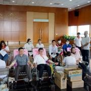 """Tuổi trẻ PV GAS phối hợp tổ chức Ngày hội Hiến máu nhân đạo """"Nghĩa cử cao đẹp vì cộng đồng"""""""