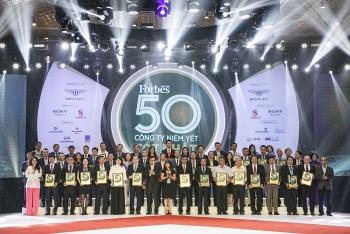 PV GAS lần thứ 8 liên tiếp lọt Top 50 công ty niêm yết tốt nhất Việt Nam
