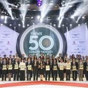 pv gas lan thu 8 lien tiep lot top 50 cong ty niem yet tot nhat viet nam
