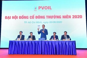ĐHĐCĐ thường niên 2020: PVOIL nỗ lực vượt khó khăn, giảm thiểu thiệt hại từ đại dịch Covid-19