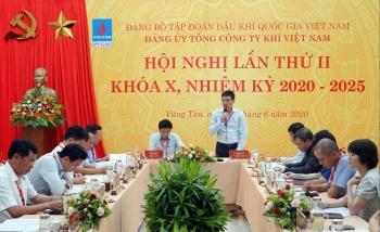 Đảng bộ PV GAS tổ chức thành công Hội nghị Ban Chấp hành lần thứ II mở rộng, Khoá X