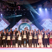 PV GAS lần thứ 9 liên tiếp lọt vào bình chọn của Forbes 50 công ty niêm yết tốt nhất Việt Nam