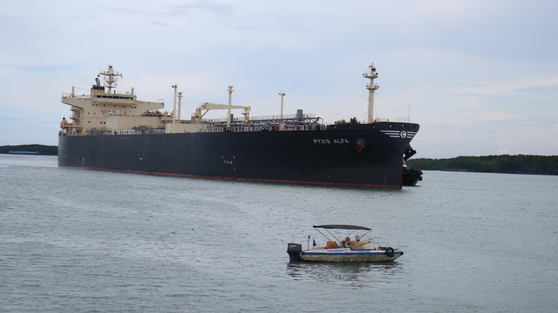 Tàu  Pyxis Alfa mang theo chuyến hàng đầu tiên đến Việt Nam: 46.000 tấn LPG lạnh từ Saudi Aramco