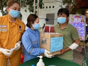 """KĐN: """"Hành trình yêu thương"""" đến với hoàn cảnh khó khăn tại thị xã Phú Mỹ"""