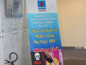 PV Gas: Nhiều hoạt động hưởng ứng Tháng hành động phòng, chống ma túy