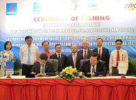 PV Gas ký hợp đồng bán Ethane và hợp đồng bán khí Lô 15.2