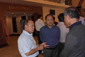 Hội thảo bài học kinh nghiệm dự án Biển Đông 01