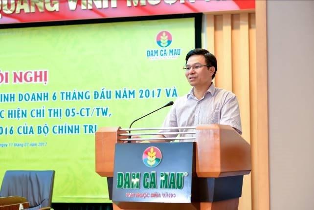 dam ca mau thi dua hoan thanh vuot muc ke hoach 6 thang cuoi nam 2017
