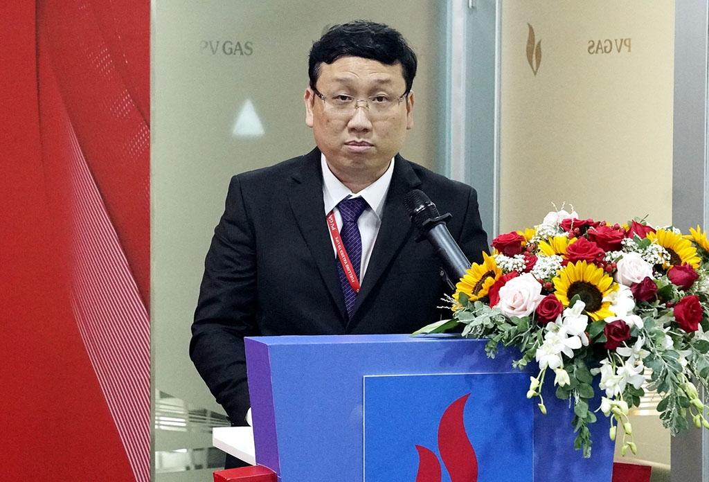 PV GAS công bố và trao quyết định bổ nhiệm Phó Tổng giám đốc và Kế toán trưởng