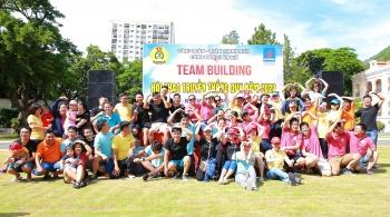 DVK tổ chức Hội thao chào mừng kỷ niệm Ngày thành lập Công ty