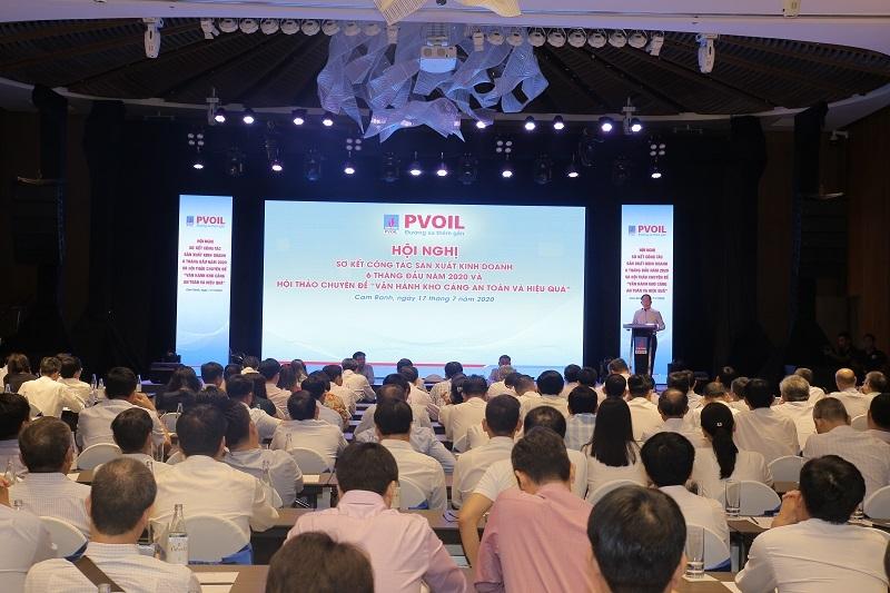 pvoil so ket cong tac san xuat kinh doanh 6 thang dau nam 2020