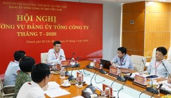 Hội nghị Ban Thường vụ Đảng ủy PV GAS: Quyết định các nội dung quan trọng và cấp bách trong giai đoạn đầu  Quý III