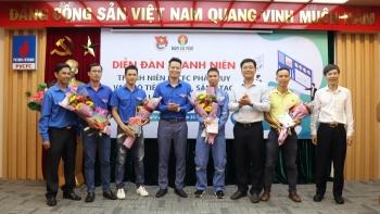 Thanh niên PVCFC phát huy vai trò tiên phong, sáng tạo trong lao động sản xuất