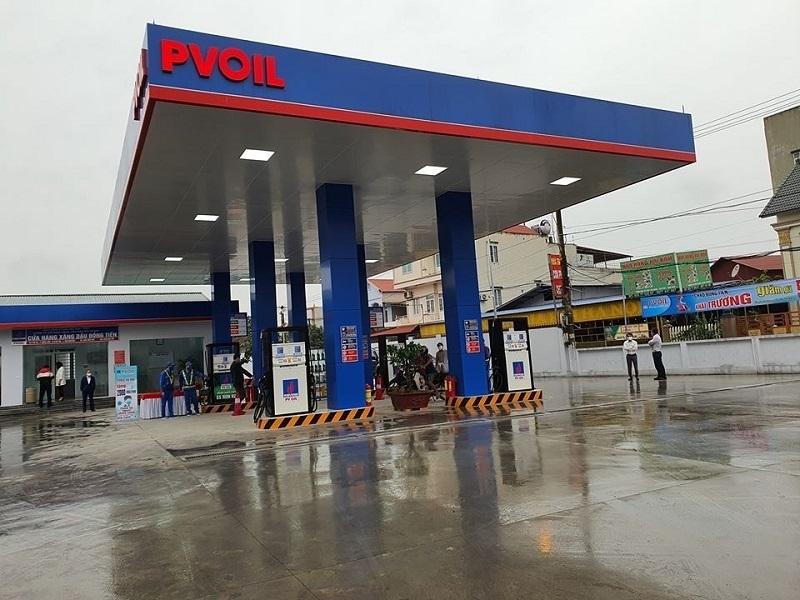 PVOIL đã thoái toàn bộ vốn tại Công ty CP Dầu khí Dương Đông Kiên Giang