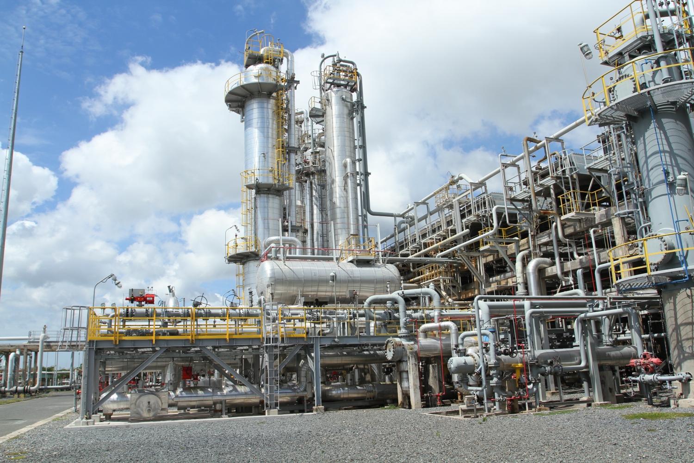 Nhà máy Xử lý khí Dinh Cố - Những cột mốc đáng nhớ