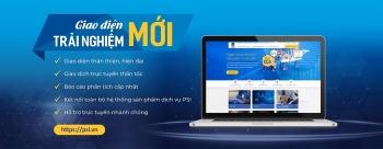 Đổi mới giao diện website PSI hướng tới sự thân thiện và hiện đại