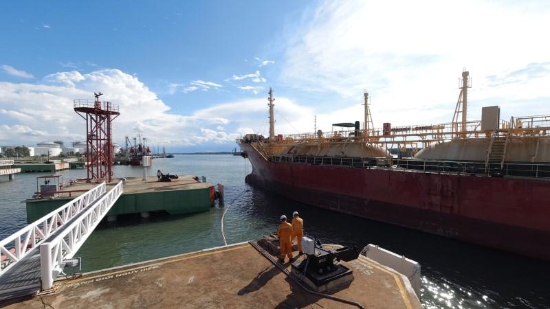 Cảng PV GAS Vũng Tàu