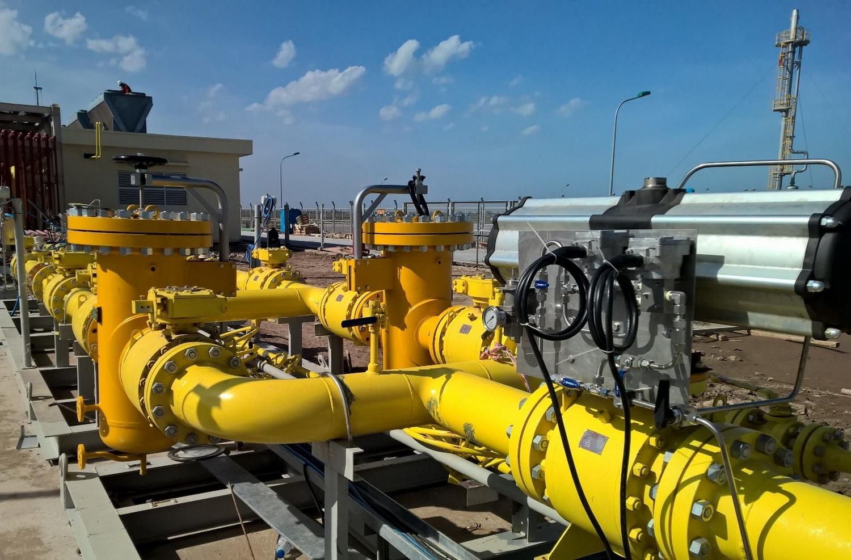 Đường ống khí thấp áp