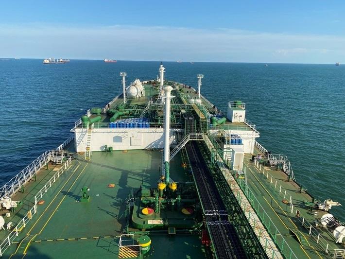 tàu NV Aquamarine.