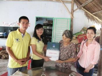 PV GAS triển khai nhiều hoạt động từ thiện xã hội