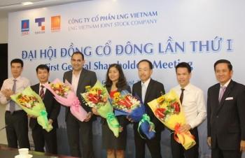Đại hội đồng cổ đông LNG VIETNAM bầu lãnh đạo chủ chốt