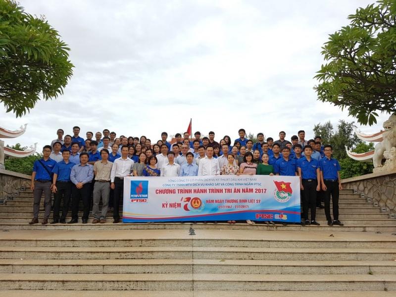 ptsc hanh trinh tri an nam 2017