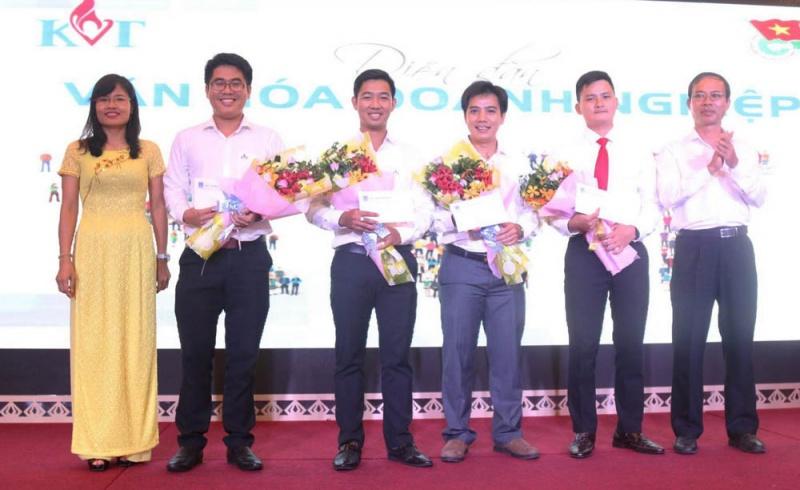 kvt nang cao nhan thuc ve van hoa doanh nghiep