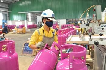 Doanh nghiệp Việt đầu tiên được cấp chứng chỉ DOT của Mỹ về vỏ bình gas