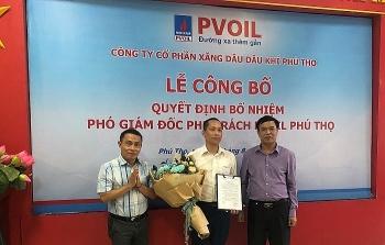 PVOIL điều động, bổ nhiệm lãnh đạo các đơn vị