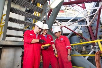PV Drilling ra sức thi đua vượt khó khăn