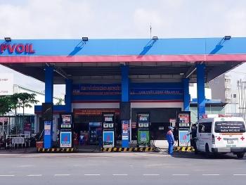 PVOIL tiếp tục hỗ trợ xăng dầu cho các đội xe tham gia phòng chống dịch Covid-19