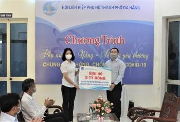 PV GAS ủng hộ 5 tỷ đồng cho chương trình phụ nữ Đà Nẵng chung tay phòng chống Covid