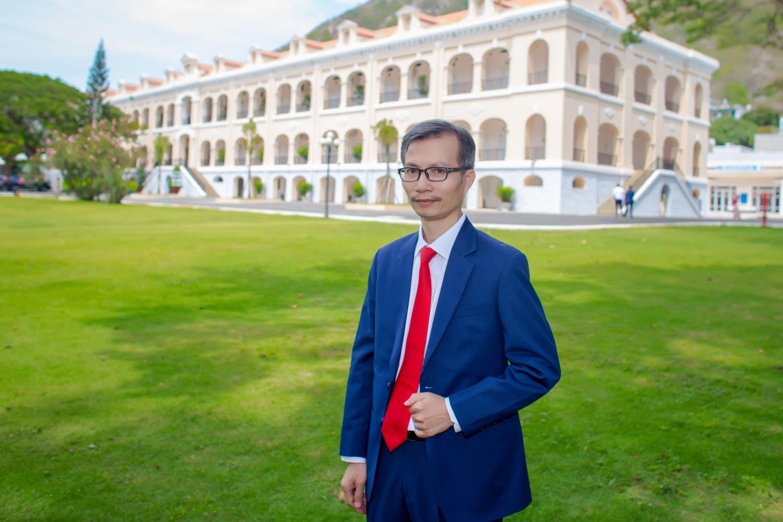 Ông Đinh Xuân Diệu