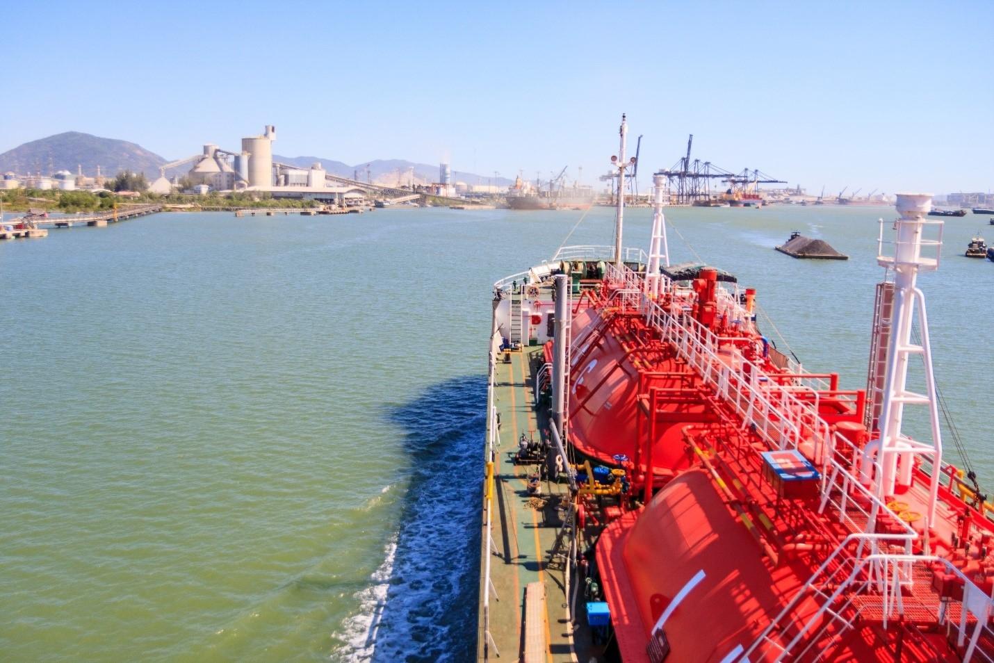 Gas Shipping hoàn thành vượt mức kế hoạch SXKD 8 tháng năm 2021