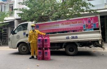 PV GAS LPG quyết tâm vượt khó khăn và dịch bệnh